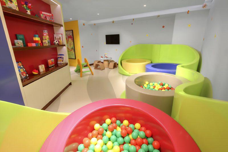 Paramount Kids Play Area
