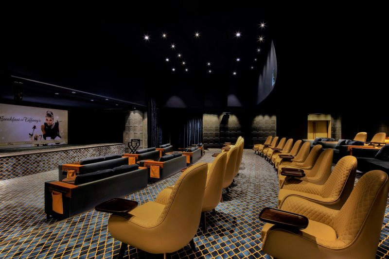 Movie Theatre at Paramount Hotel