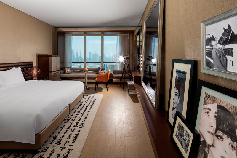 Paramount Dubai Scene Bedroom