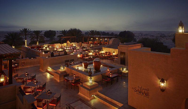 Stay at Bab al shams