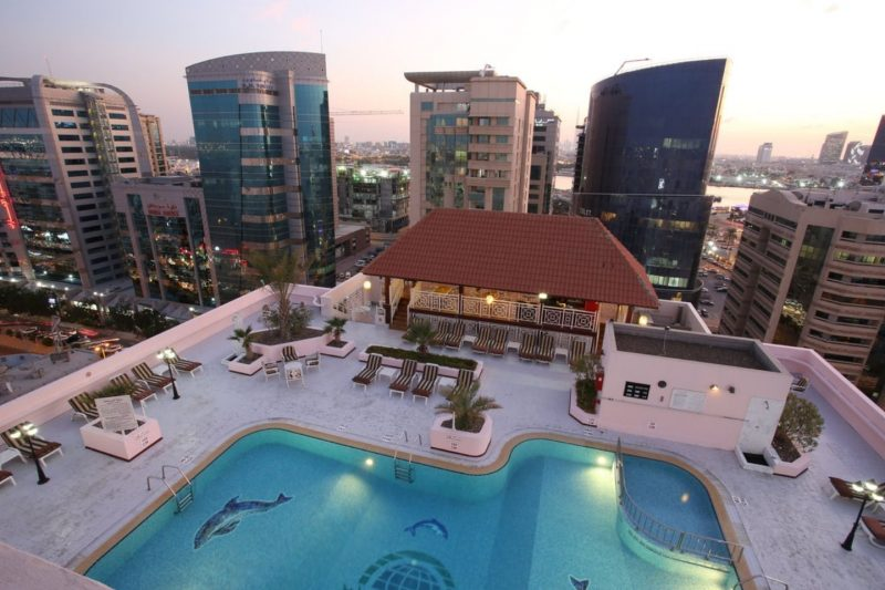 Carlton Palace Dubai Booking
