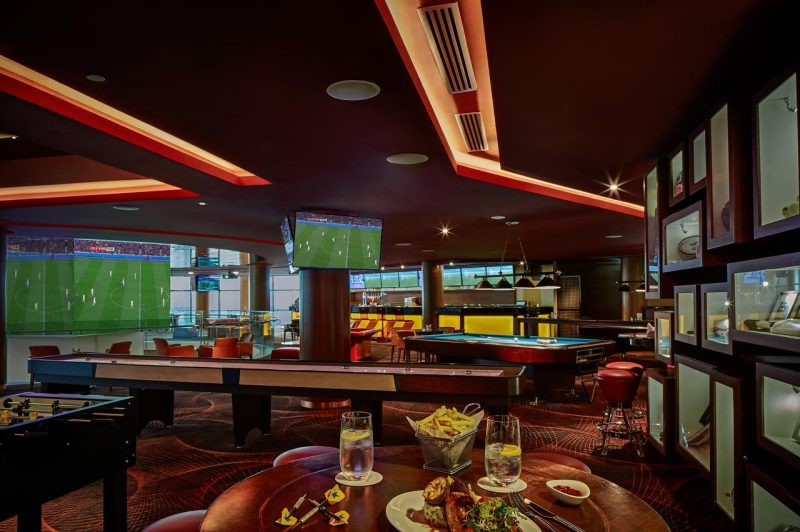 The Meydan Hotel Amenities