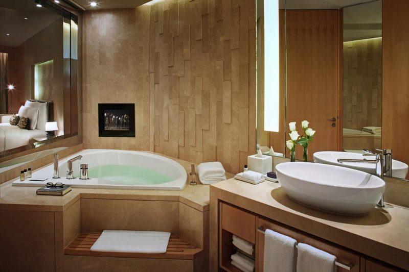 The Meydan Hotel Bathrooms