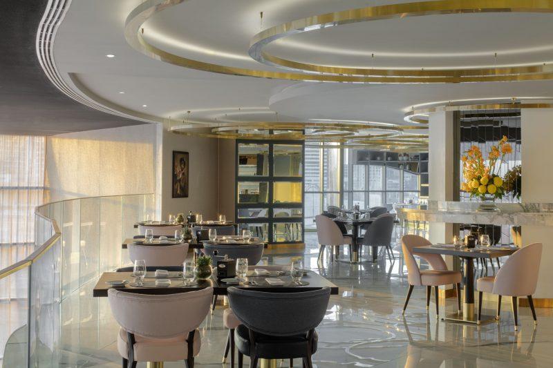 The Stage Restaurant Dubai