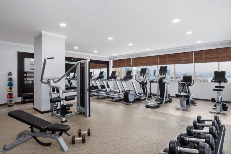Gym Of DoubleTree