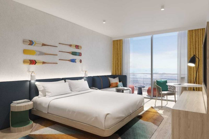 Hampton by Hilton Rooms