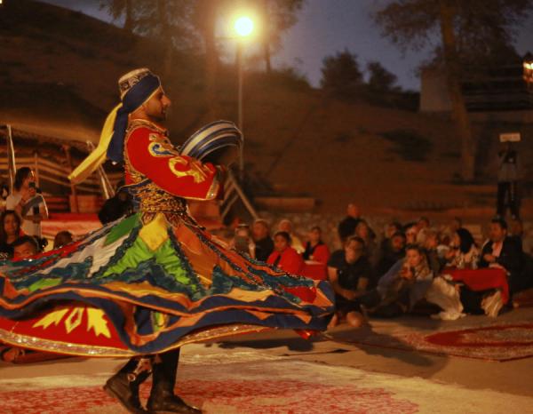 Tanoura Dance RAK