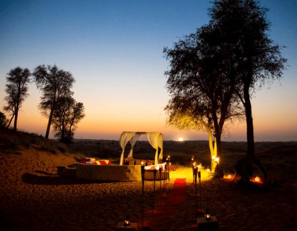 Romantic Private Safari