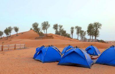 Desert Safari in RAK