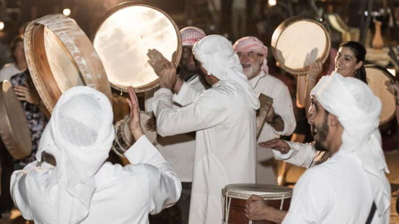 Bedouin Style Celebration