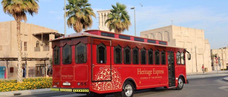 Dubai Heritage Tour