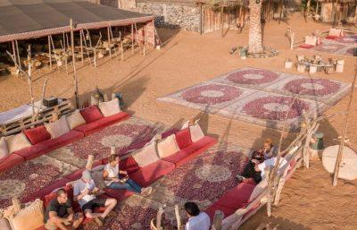 Premium Overnight Desert Safari