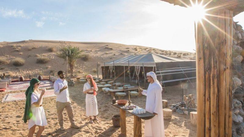 Soups in Desert