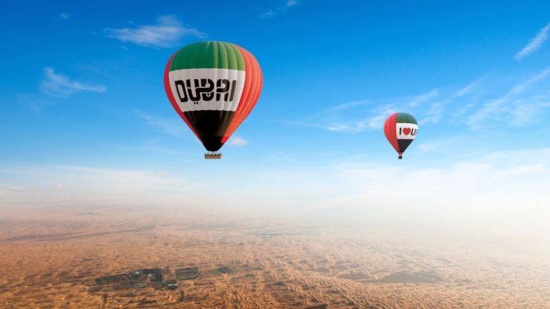 Air Balloon Tour Dubai