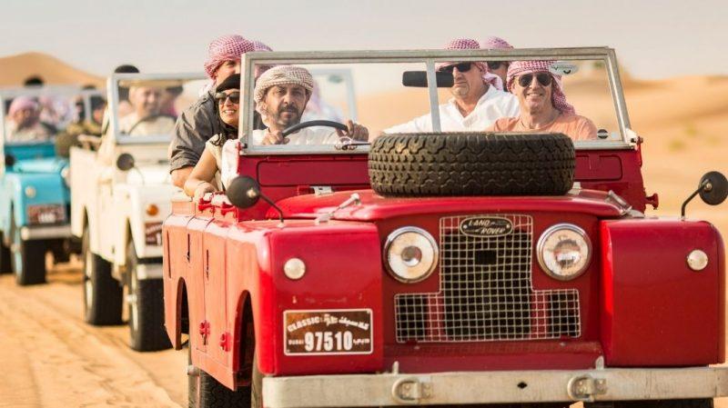 Land Rover Ride