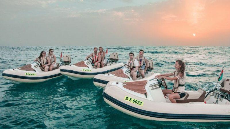 Self Drive Boat Tour