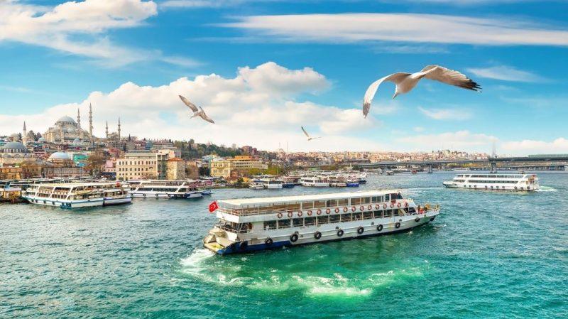 Golden Horn Tour Istanbul