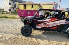 Sand Karting
