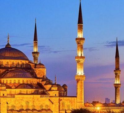 Istanbul Tour From Dubai