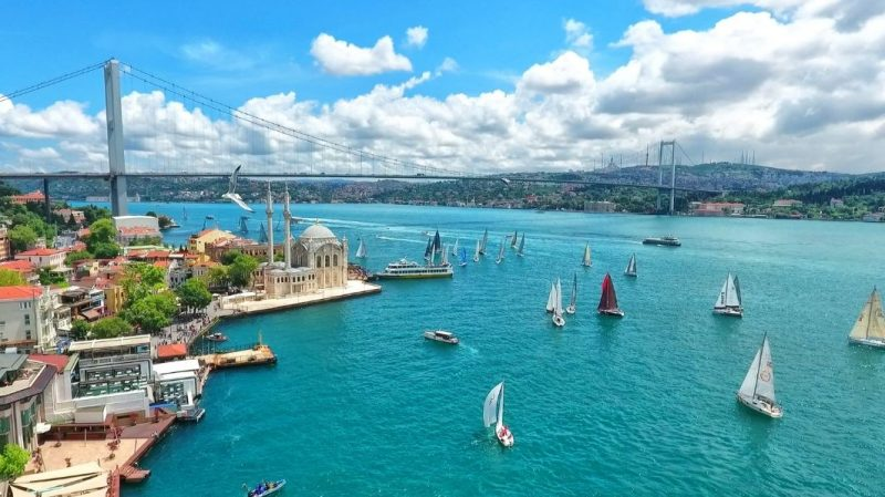 Istanbul Travel Package From Dubai