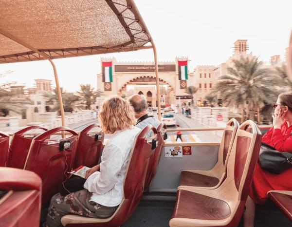 Hop On Hop Off Dubai