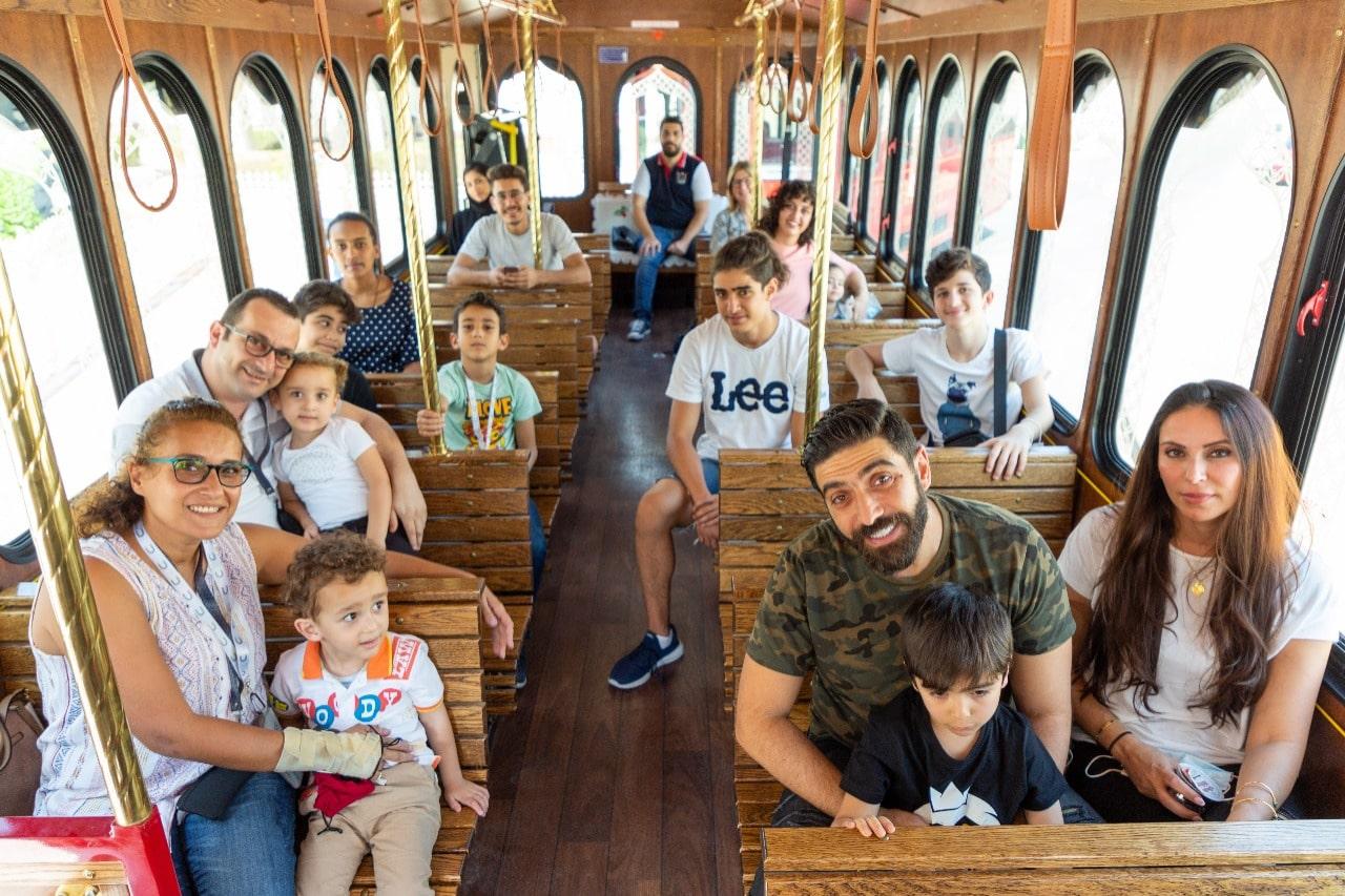 Heritage Express Blue Line